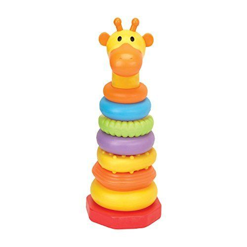 Giraffe Stacking Rings