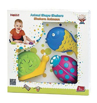 Shaker Gift Set (Animals)