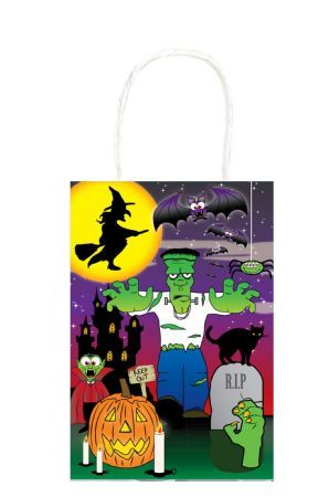 Halloween Trick or Treat Bag with Sturdy Handles - LIMITED STOCK!