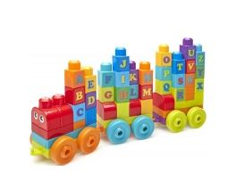 Mega Blok ABC Learning Train