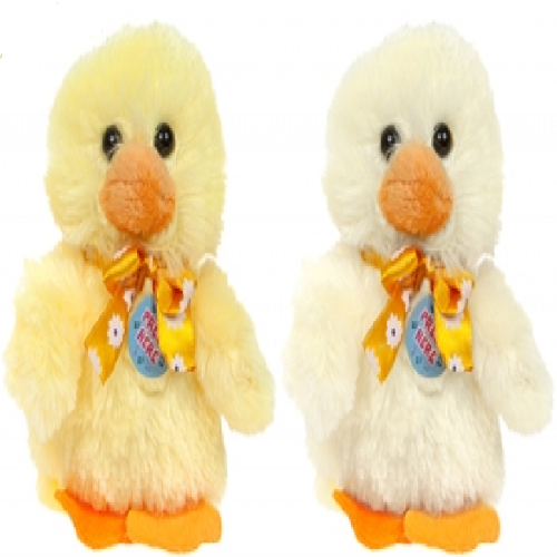 Plush Chirping Chick with sounds x 1