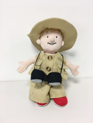 Tod Explorer/Safari Outfit